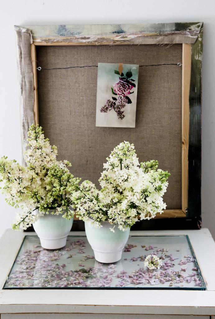 Lilac / Styling LINDIVIDU / Linda van der Ham / Photography Hans Zeegers/ Newskool media/ Magazines Seasons