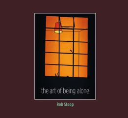 The Art of being alone Front